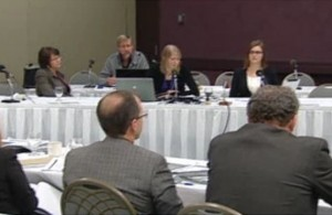MSES expert withness for Aboriginal association during public hearing