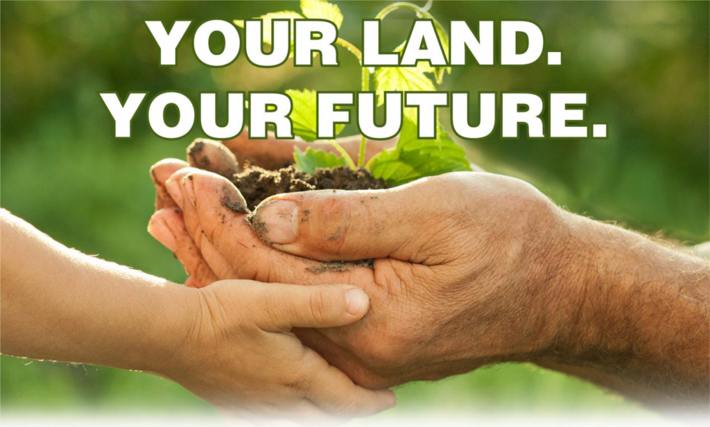 your-land-your-future